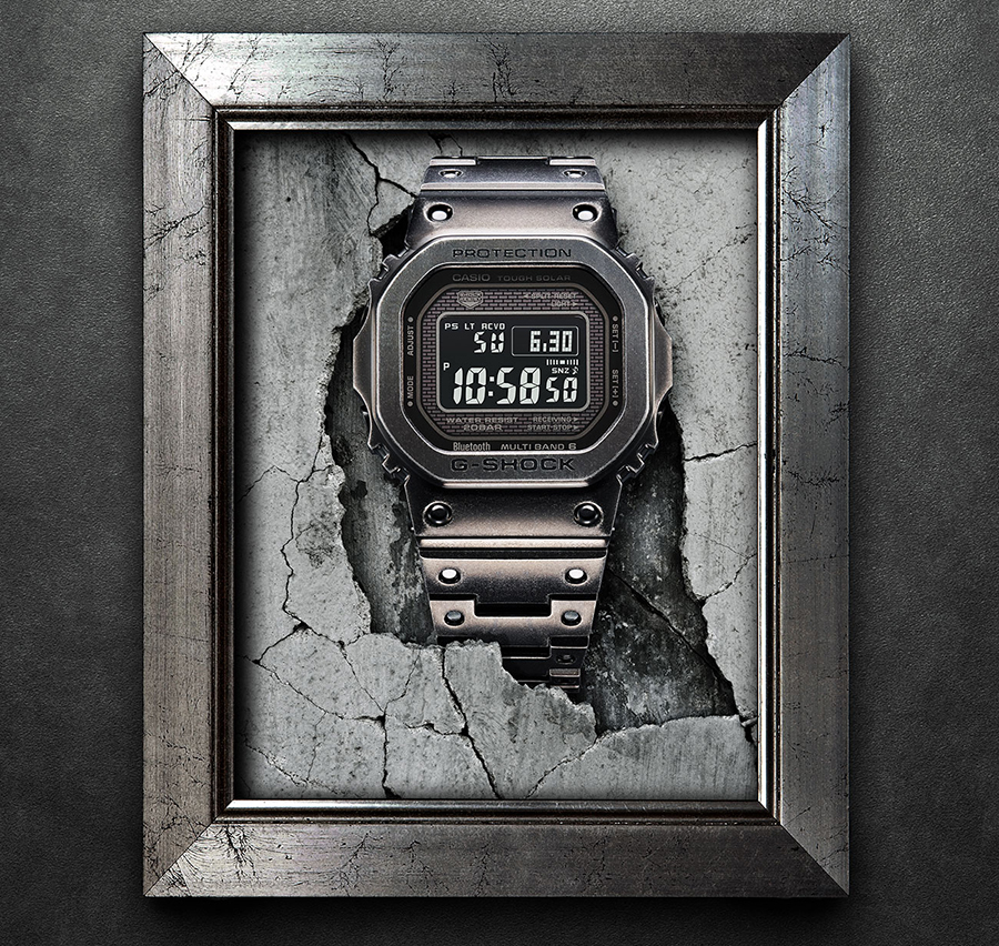 G shock full metal aged IP GMW B5000V 3