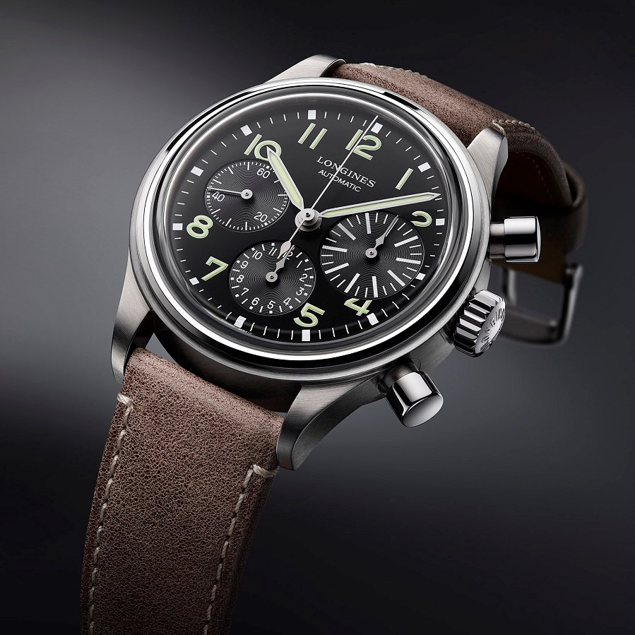 The Longines Avigation BigEye S