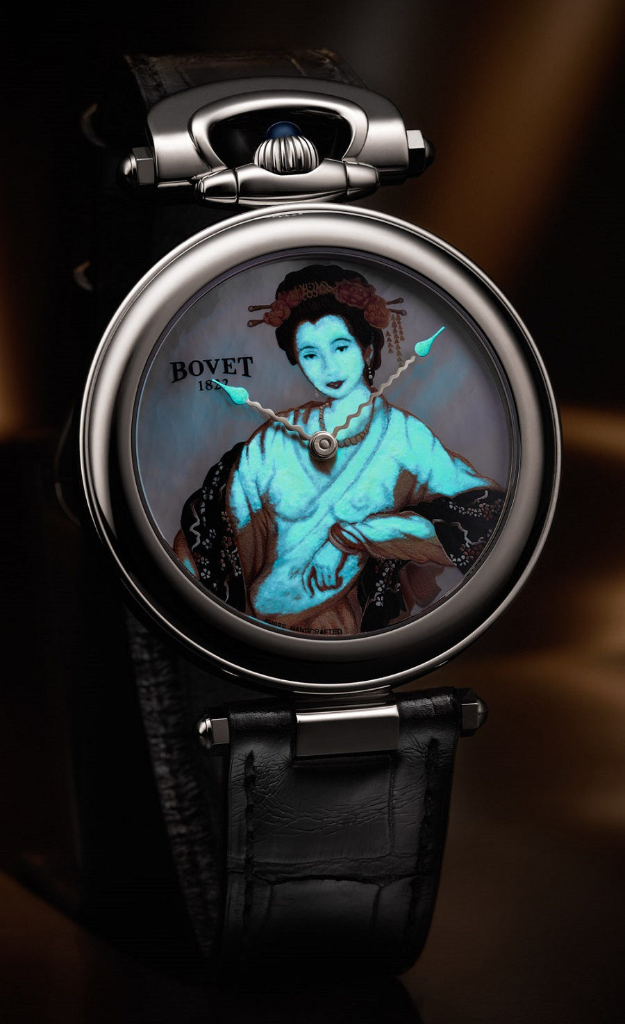 Bovet Geisha Only Watch 2017 2S
