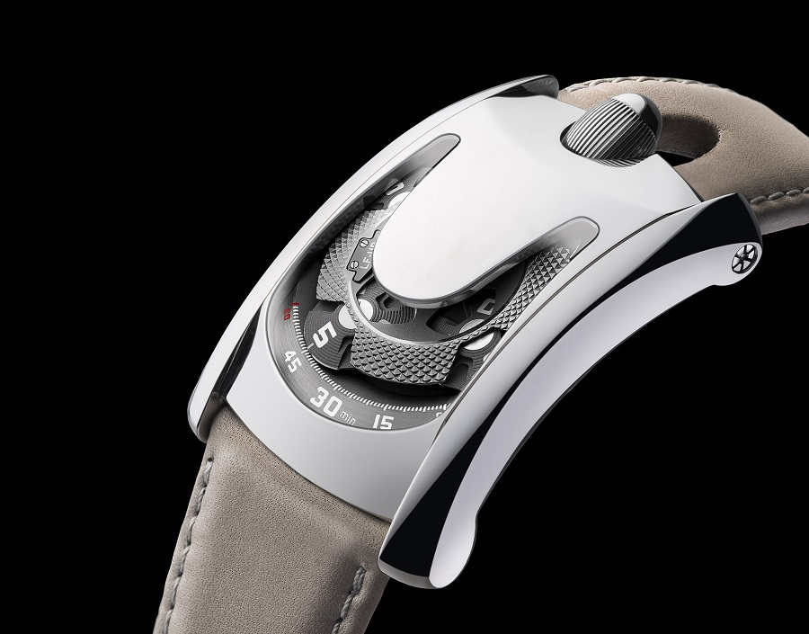 Laurent Ferrier X Urwerk Arpal One for Only Watch 2017 4S