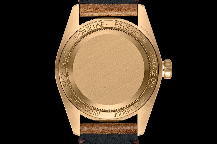 Tudor Black Bay Bronze One LHD khaki green dial Only Watch 2017 4S