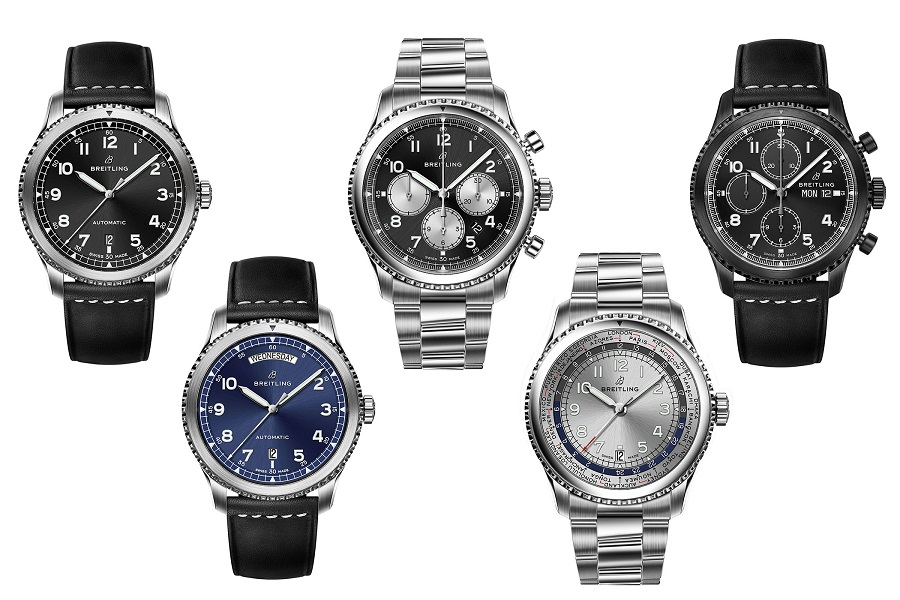 Navitimer 8 Collection