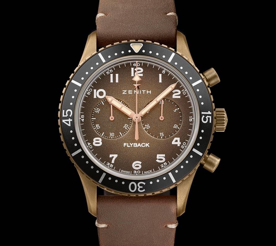 Pilot Chronometro Tipo CP 2 Flyback Bronze 4